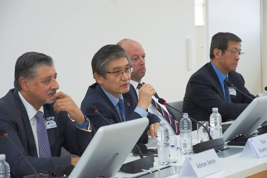 Обновился состав Международного комитета по присуждению премии «Глобальная энергия»