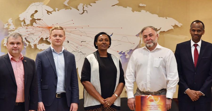 Глава торгово-промышленной палаты Уганды посетила завод ГК «ССТ»