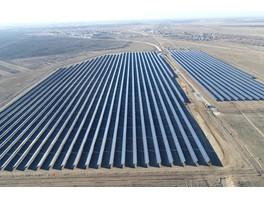 В Оренбургской области введена в эксплуатацию Григорьевская солнечная электростанция мощностью 10 МВт