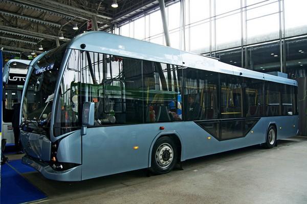 Новый высокий уровень комфорта и доступности электробуса производства «СтройТранс»