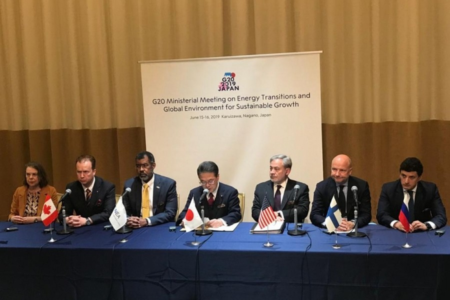 В Токио представители стран G20 обсудили вопросы энергетической безопасности и стабильности