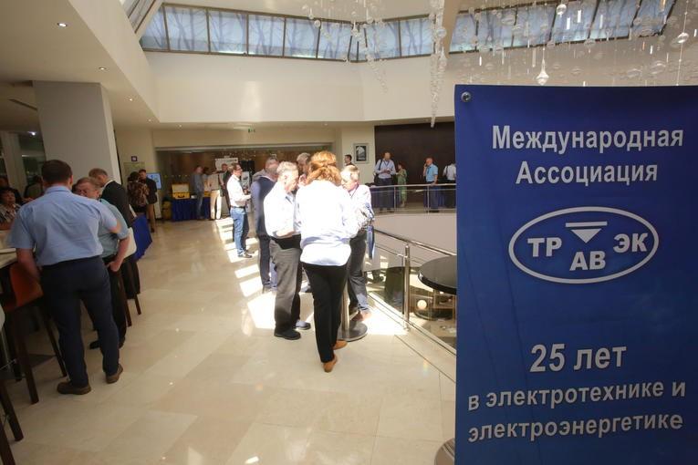 Обсуждение актуальных вопросов в кулуарах XXIX конференции Международной ассоциации ТРАВЭК в Москве