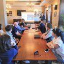 Встреча в технопарке «ДКС»