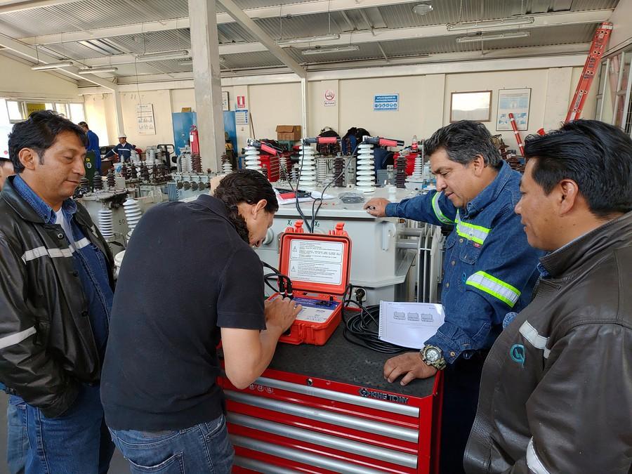 Оборудование «СКБ ЭП» теперь используют и в Южной Америке