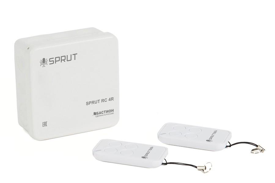 Комплект радиоуправления тревожной сигнализацией SPRUT RC 4R