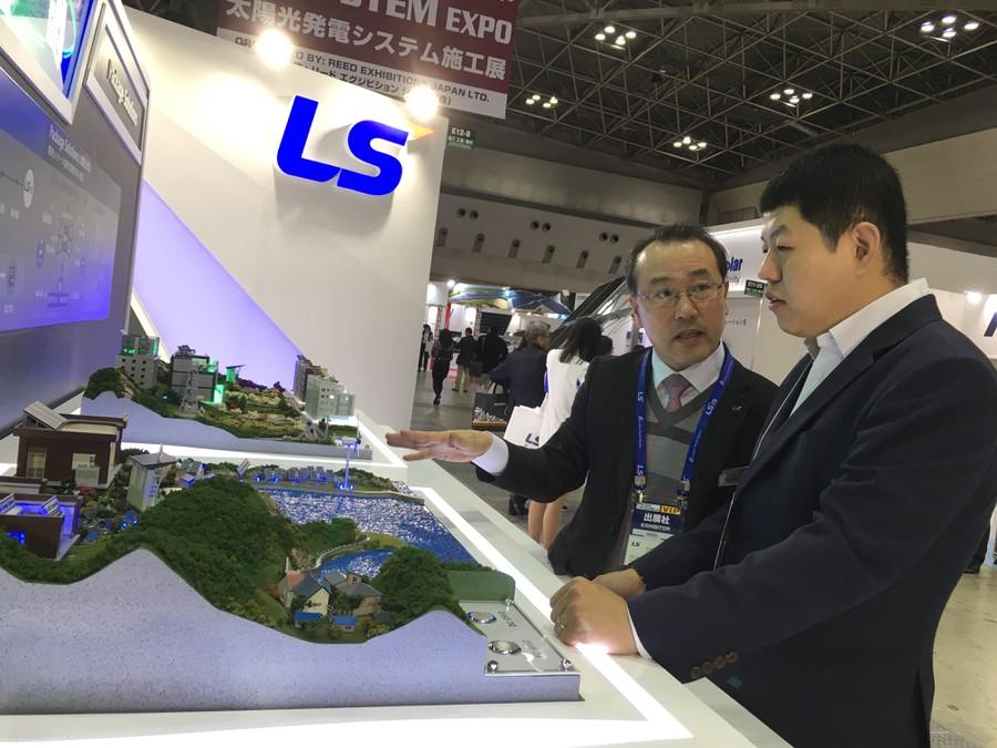 Оборудование LSIS применяется в крупных инфраструктурных проектах по всему миру