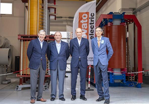 Ловато Электрик сообщает об открытии новой испытательной лаборатории
