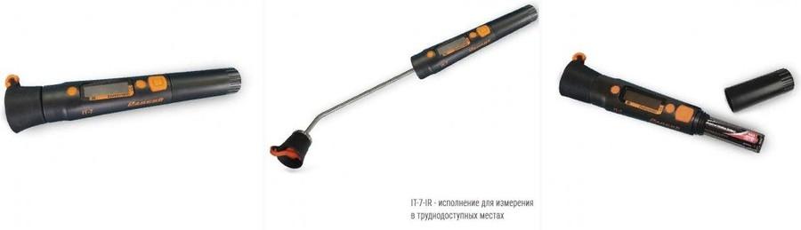 «МТД проект» представляет инфракрасный измеритель температуры IT-7-IR