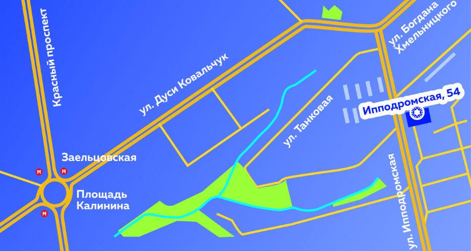 Открытие нового торгового электромаркета «Планета Электрика» в Новосибирске