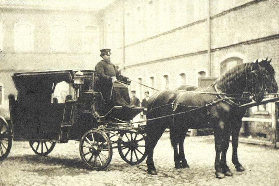 «Трамвай, или История одного украденного изобретения»