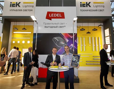IEK GROUP и LEDEL: синергия бизнеса на пути в будущее