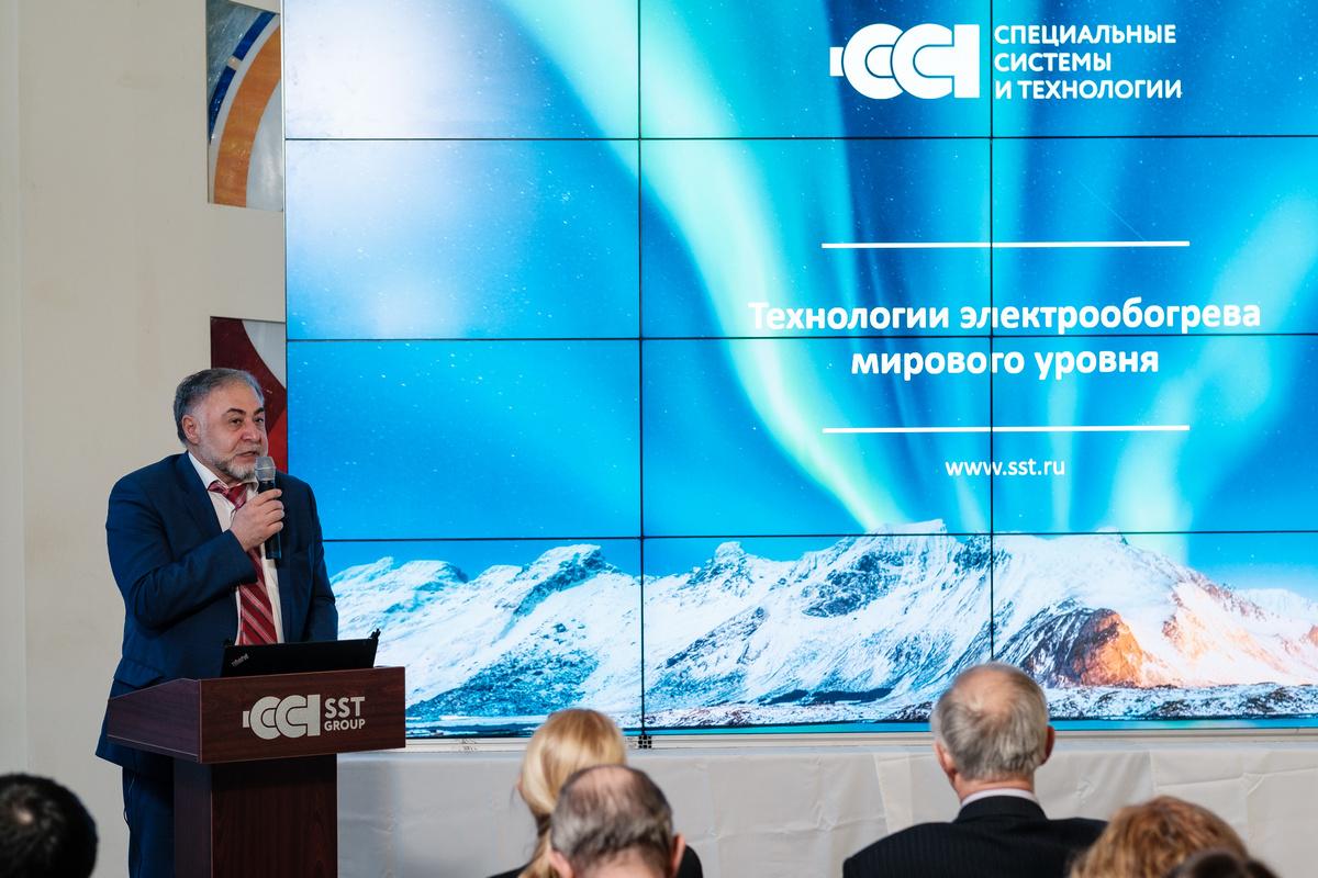 Продукция ГК «ССТ» способна решить практически все вопросы, встающие перед нефтегазовой промышленностью в условиях региона