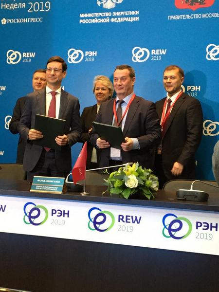 «Сименс» и «Казаньоргсинтез» к 2023 году построят в Татарстане электростанцию