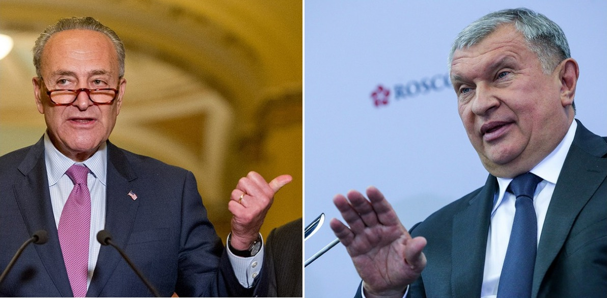 Россиянам — бензин, американцам — электричество