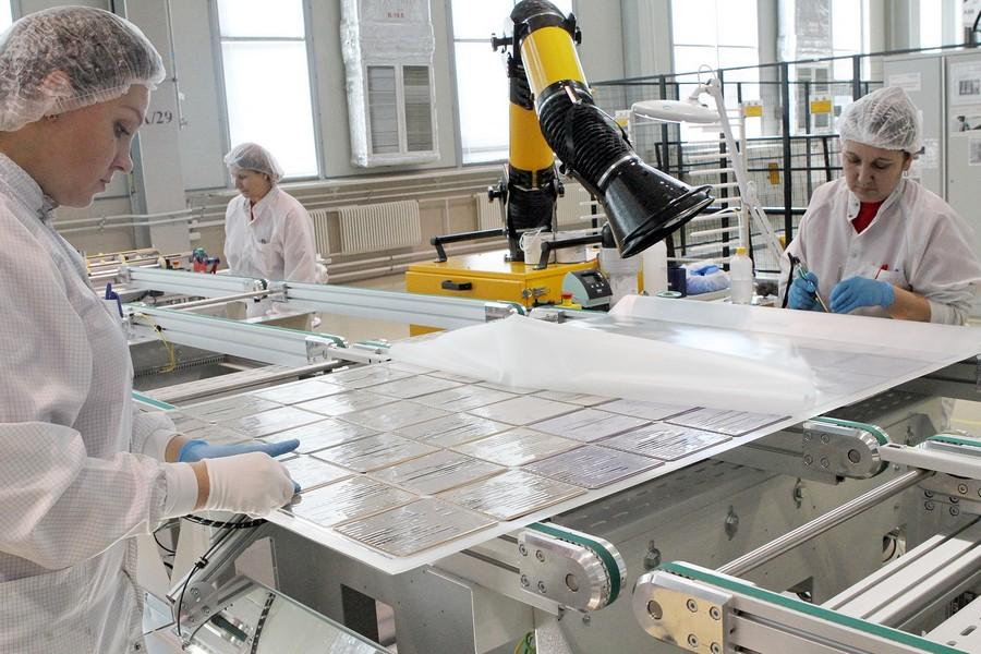 За 3 квартал 2019 года завод «Хевел» произвел около 185 тысяч солнечных модулей