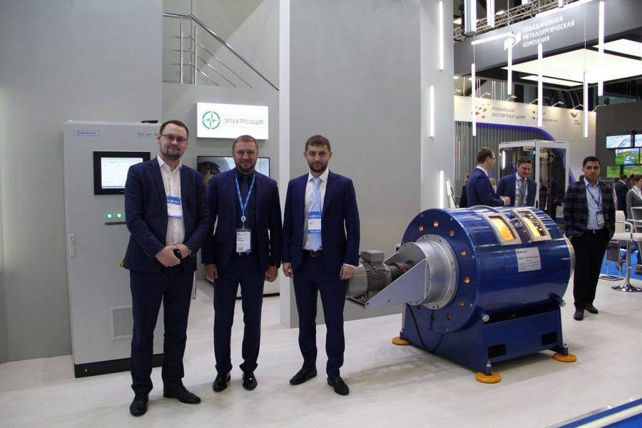 Завод «ЭЛЕКТРОЩИТ» и «ВЕГА-ГАЗ» приняли участие в IX Петербургском международном газовом форуме