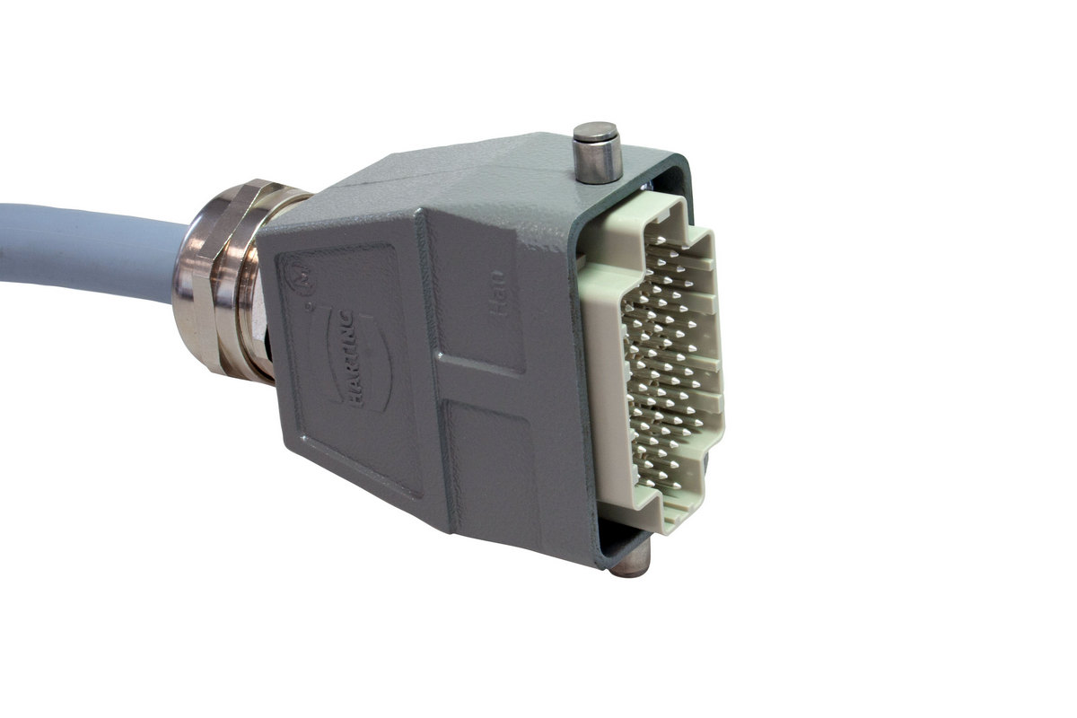 Han® DDD: надежная передача сигналов с минимальными пространственными требованиями