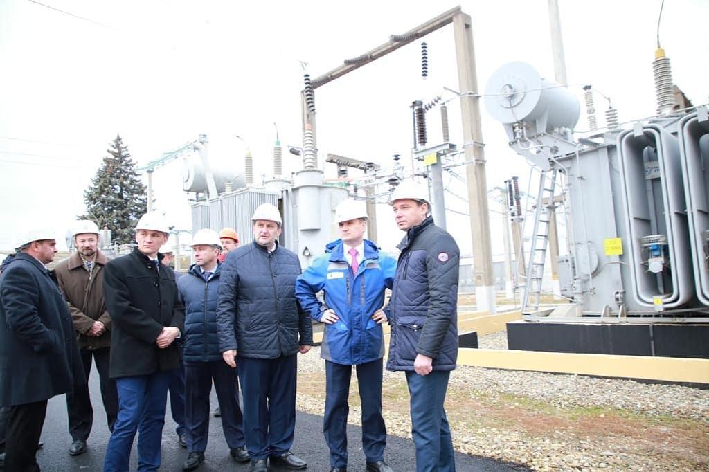Модернизированная ПС «Лорис» повысит надежность электроснабжения 75 тысяч жителей Краснодара