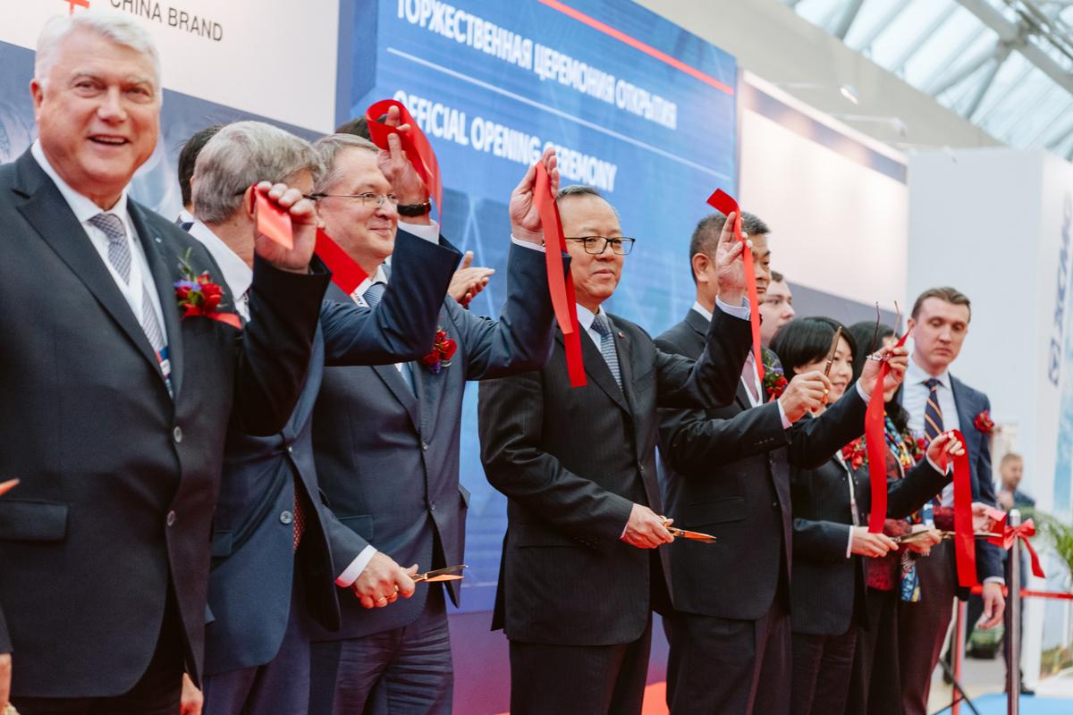 Итоги выставки China Machinery Fair-2019