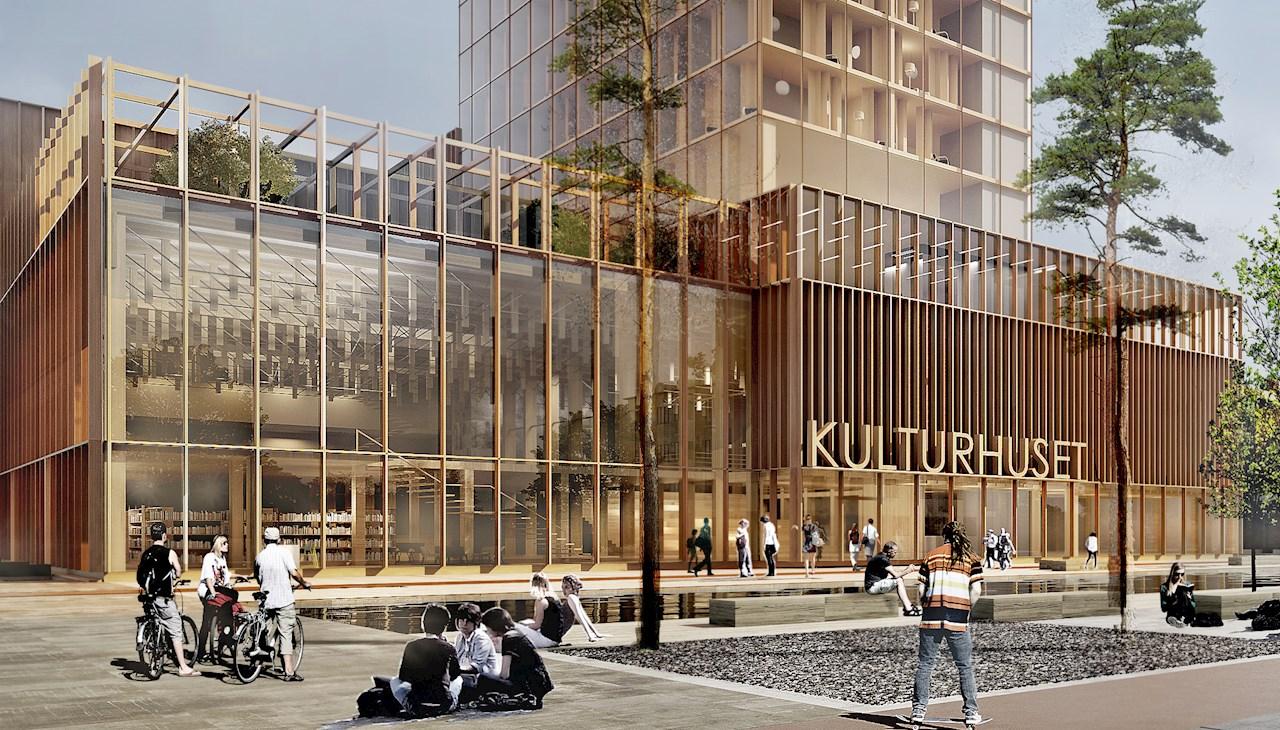 ABB построит умную энергосистему для нового культурного центра