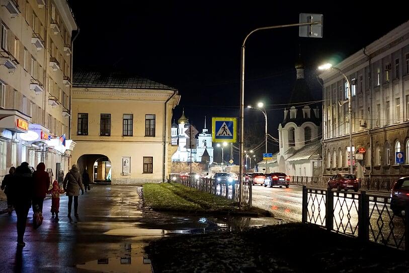 Псков сократит энергопотребление на 60% за счет нового освещения Philips