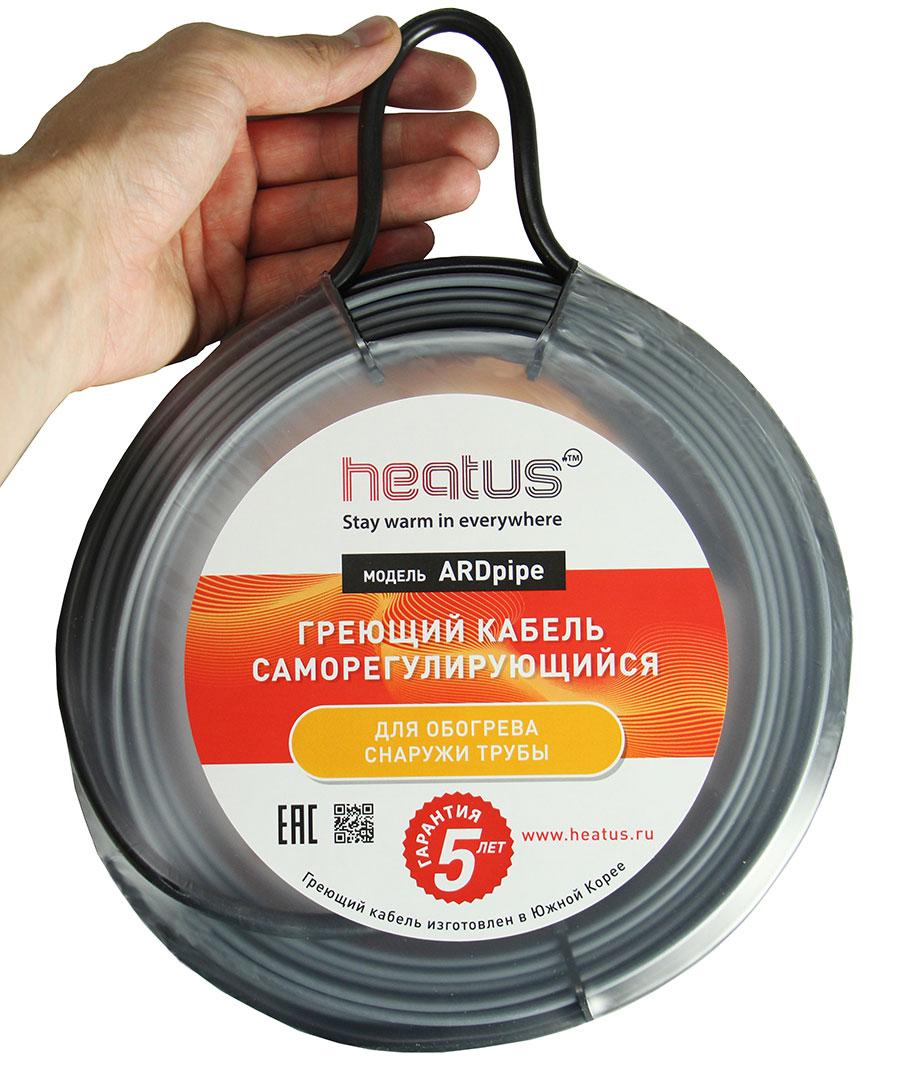Греющий кабель Heatus