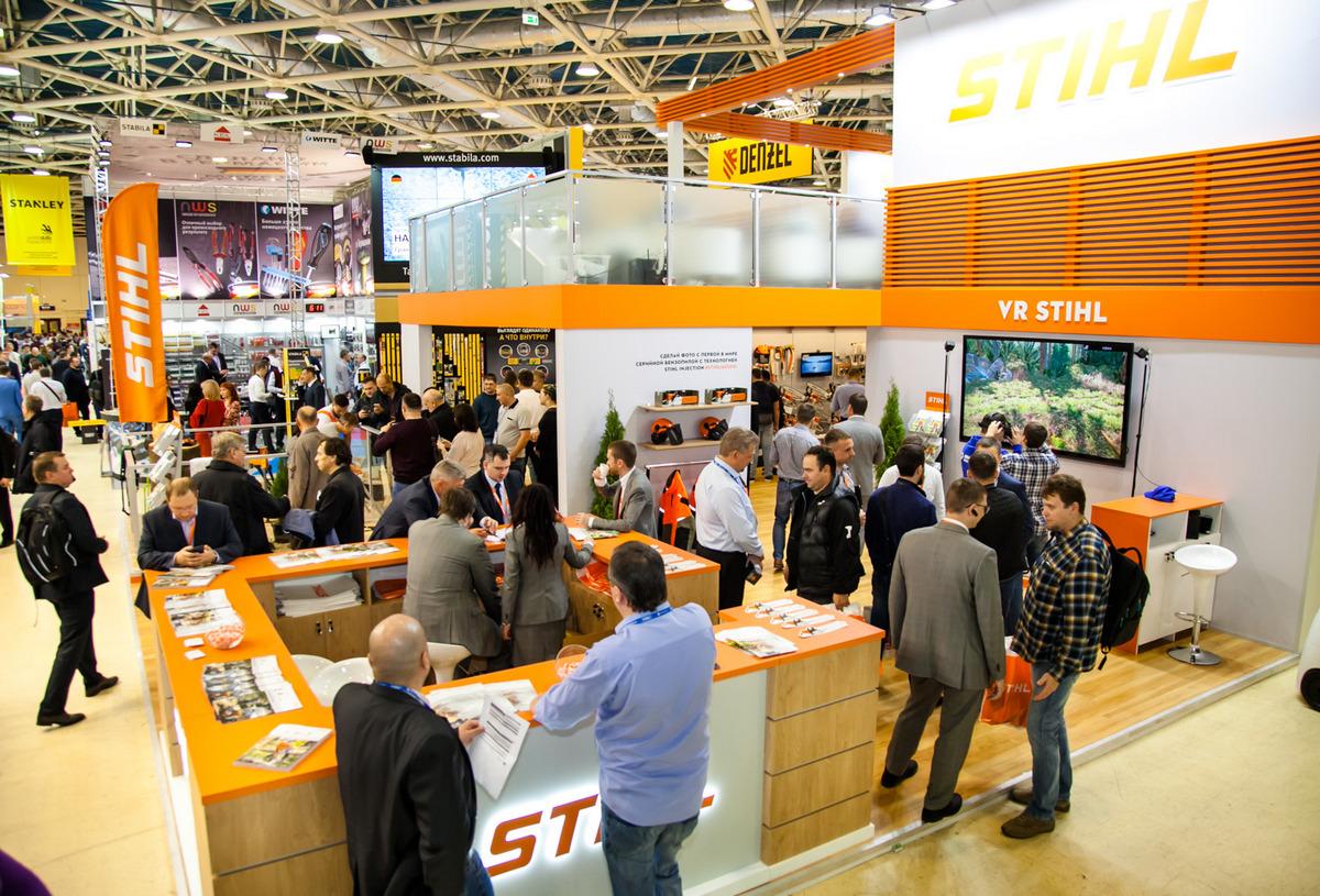 Генеральным спонсором MITEX-2019 выступала группа компаний STIHL