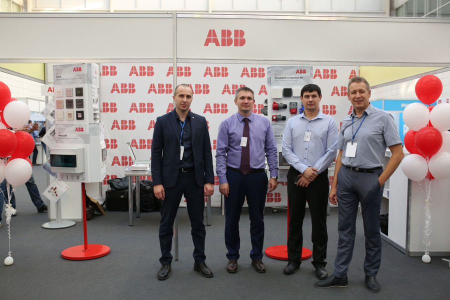 Генеральным партнером форума стала компания ABB