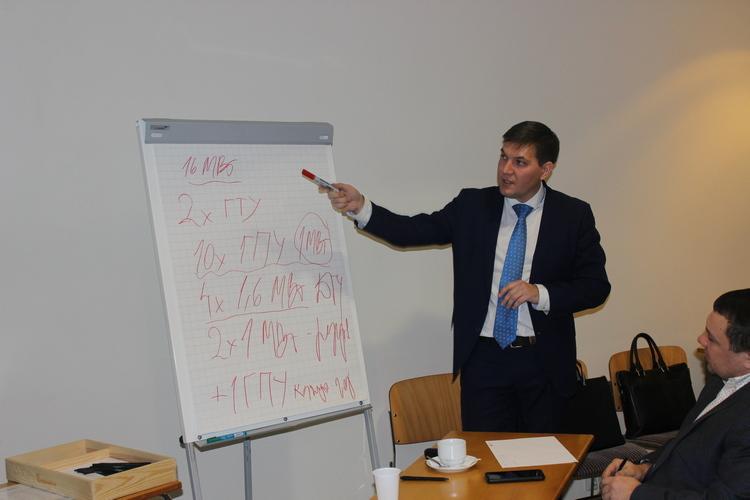 Слушатели первого курса Ассоциации «ЭнергоИнновация» завершают обучение в онлайн-части