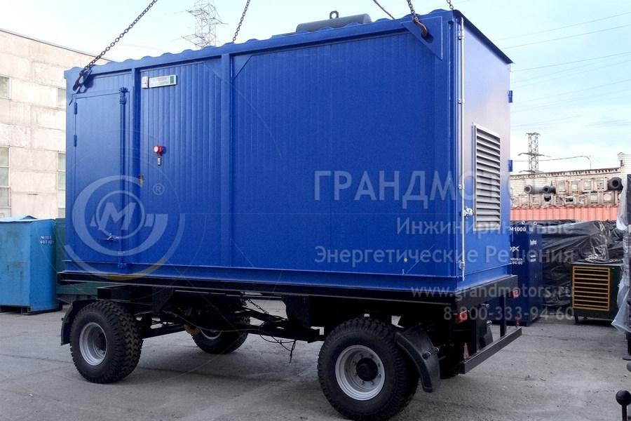 Филиал банка ВТБ в г. Чебоксары получил резервное электропитание от «ГрандМоторс»