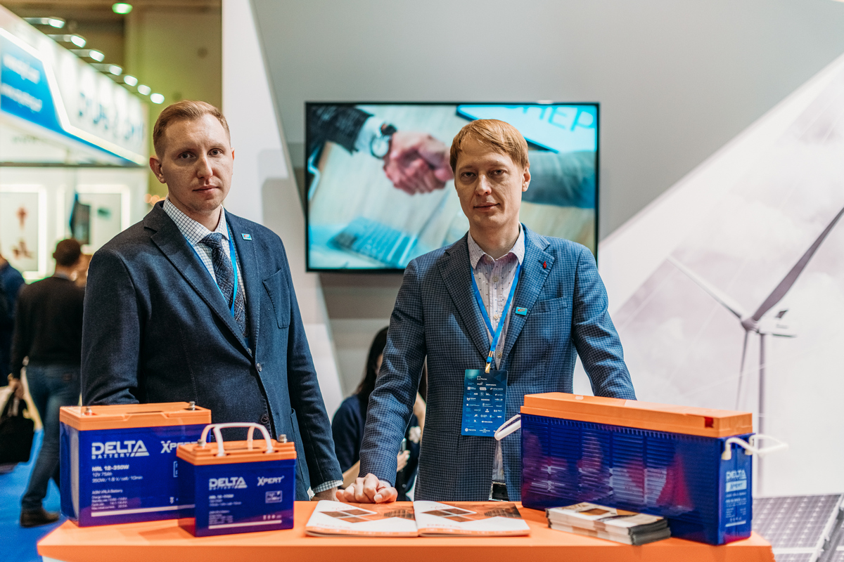 Компания «Энергон» представила новинки на «МФЭС-2019»