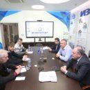 «Изолятор» посетили представители Славянского завода высоковольтных изоляторов из Украины