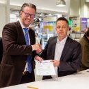 HARTING и Expleo Group разрабатывают совместный проект интеллектуального предприятия