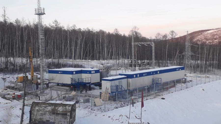 Энергетики «Россети Сибирь» завершают работы по технологическому присоединению объектов рудника Наседкино