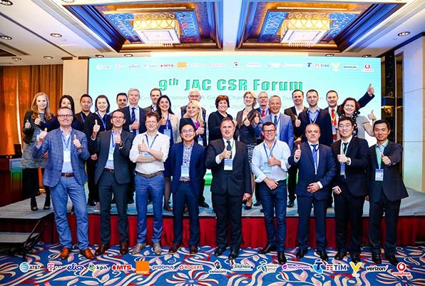 «Группа ЭНЭЛТ» приняла участие в 9 форуме JAC