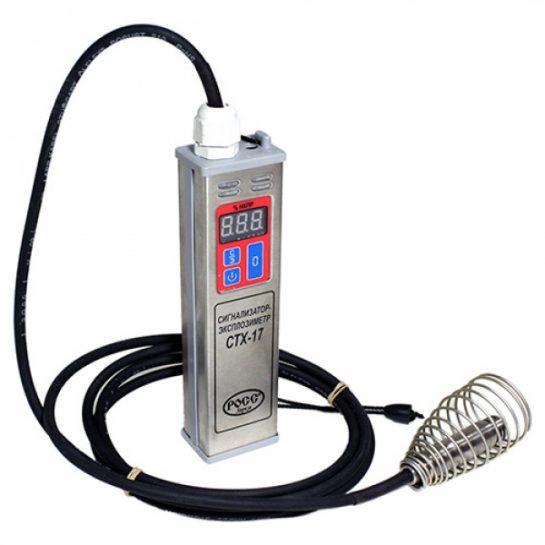 Сигнализатор-эксплозиметр для контроля безопасности