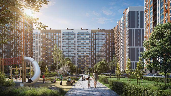 Жилые комплексы Московской области – лидеры продаж