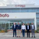 Состоялась встреча руководства производственного комплекса «Изолятор» и трансформаторного завода Asia Trafo