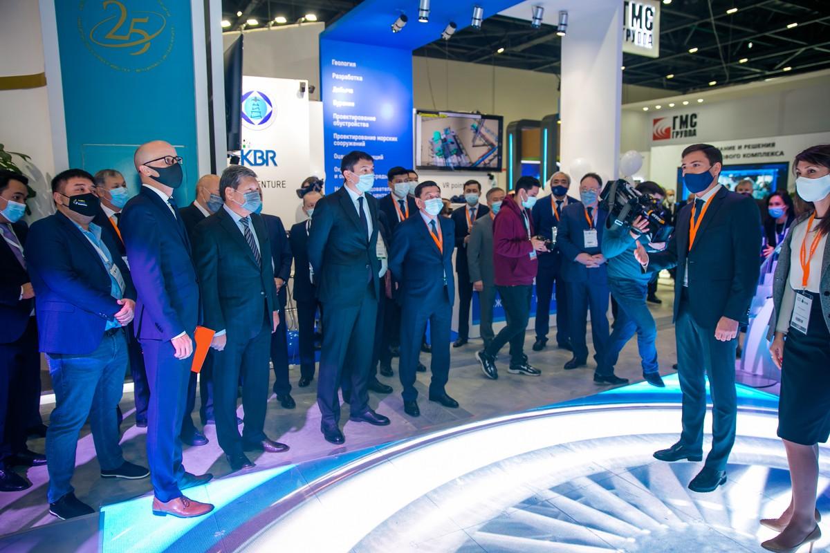 Итоги казахстанской международной выставки «Нефть и газ» KIOGE-2021